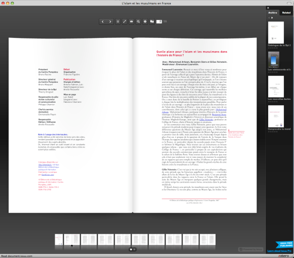 Issuu Online Reader